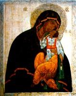 Παναγία.Icon-Yahromsk 14 ΟΚΤ